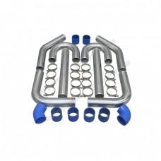 """3"""" Universal Turbo Intercooler Piping Kit"""