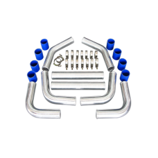 """2.5"""" Intercooler Pipe Kit for Civic Accord Prelude"""