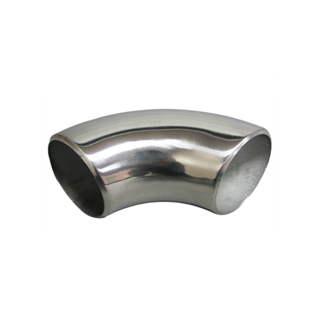 """Stainless Steel 2.25/"""" 90 Degree Elbow"""