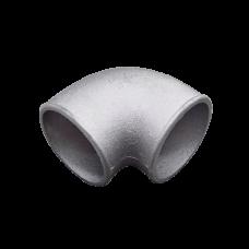 "3.5"" Cast Aluminum 90 Degree Elbow Pipe Turbo Downpipe"