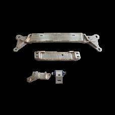 Torsion Bar Sub-Frame Subframe Bracer For RX8 RX-8 Enforced Support Racing/Swap
