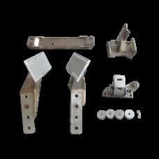 Engine Transmission Mount Torsion Bar Bracer For Mazda RX-8 LS1 T56 Swap RX8