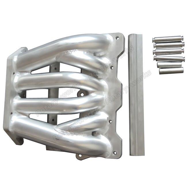 Afr 13b Rew: Lower Intake Manifold For Mazda 13B REW Rotary Engine 6
