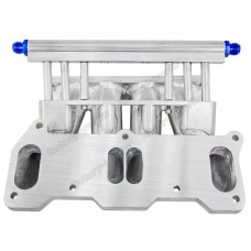 Lower Intake Manifold For Cosmo 13B RE Rotary 4 Ports Fuel