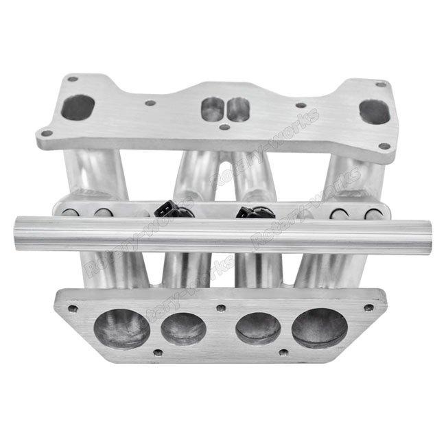 Elite 13b Manifold: Intake Manifold For RX7 Turbo 2 FC 13B 4 Ports Fits FD REW
