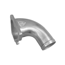 Aluminum Throttle Intake Pipe For Mazda RX7 FD 13B Rotary Engine