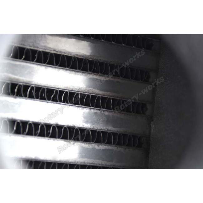 Universal U 650 Turbo: 31x12x4 Universal FMIC Turbo Intercooler For Camaro