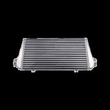 31x12x4 Universal FMIC Turbo Intercooler For Camaro Mustang Supra S13