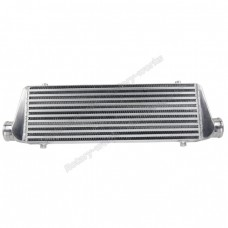 FMIC INTERCOOLER 27.5x7.25x2.5 For BMW Audi A4 Golf GTI
