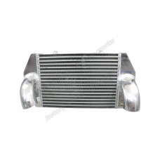 "4"" Thick Turbo V-mount 23.5""x11.75""x9.5"" Intercooler 3"" Inlet & Outlet"