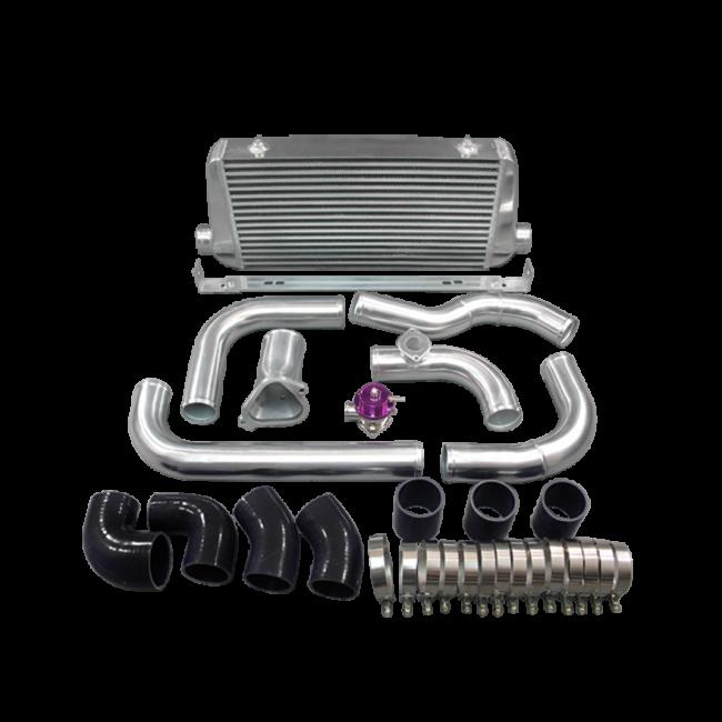 86-91 Mazda RX7 RX-7 FC FC3S BOLT-ON INTERCOOLER+INTERCOOLER PIPING KIT