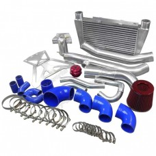 Intercooler Piping Kit BOV Rad Hard Pipe for RX8 RX-8 Turbo RX7 13B