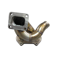 """Turbo Exhaust Manifold For 78-85 1st Gen Mazda FA/FB RX-7 RX7 12A 2.25"""" Runner"""