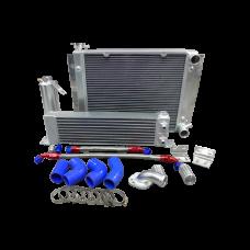 Oil Cooler Radiator Hard Pipe Kit For 1978-1985 Mazda RX7 RX-7 SA FA FB 13B
