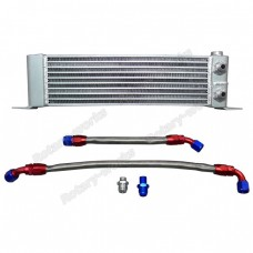Oil Cooler Line Fitting Kit For Mazda RX7 RX-7 SA FA FB 13B Engine