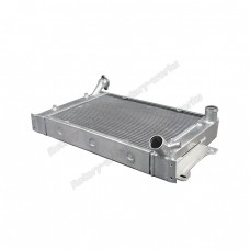 Aluminum Racing Radiator For Mazda RX2 1971-1974 With Manual Transmission