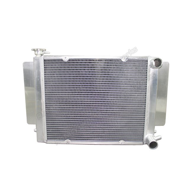 Aluminum Radiator For Mazda Rx 7 1st Gen Fa Fb Manual Transmission