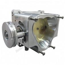 CNC Cut Billet Aluminum Throttle Body For Mazda 92-02 RX7 FD 90MM