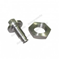 Titanium Front pulley bolt For 86-95 RX7 + Flywheel Nut