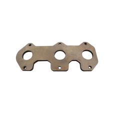 Exhaust Manifold Steel flange For MAZDA Rotary 20B RX7 RX2 RX3
