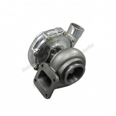 T72 Turbo Charger T4 .68 A/R P Trim , Polished Compressor Housing, 72mm Compressor Wheel