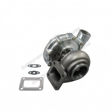T76 Turbo Charger .68 A/R P Trim T4 , Polished Compressor Housing, 76mm Compressor Wheel