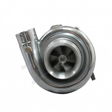 T76 Turbo Charger T4  .96 A/R P Trim , Polished Compressor Housing,  76mm Compressor Wheel