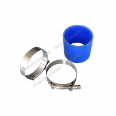 "4"" Turbo Intercooler Silicone Hose & Clamps"
